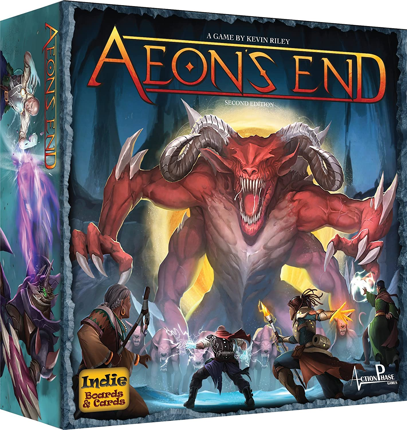 Aeon's End (2nd Edition)-Indie Games-Game Kings