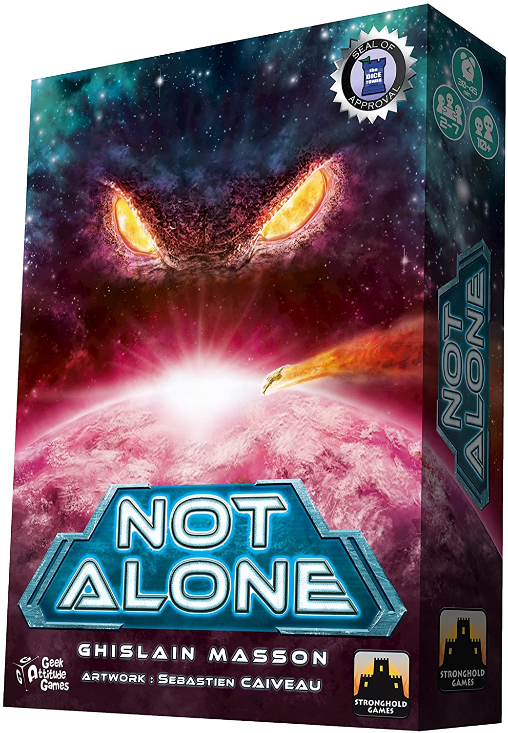 Not Alone-Stronghold games-Game Kings