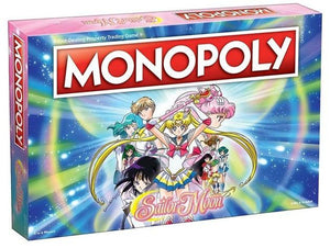 Sailor Moon Monopoly-Winning Moves-Game Kings