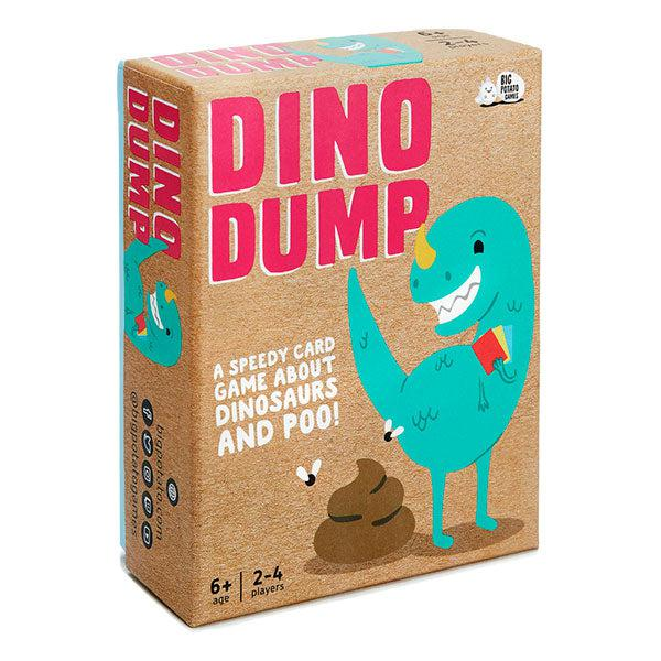Dino Dump-Big Potato-Game Kings