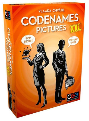 Codenames - Pictures XXL-Czech Games-Game Kings
