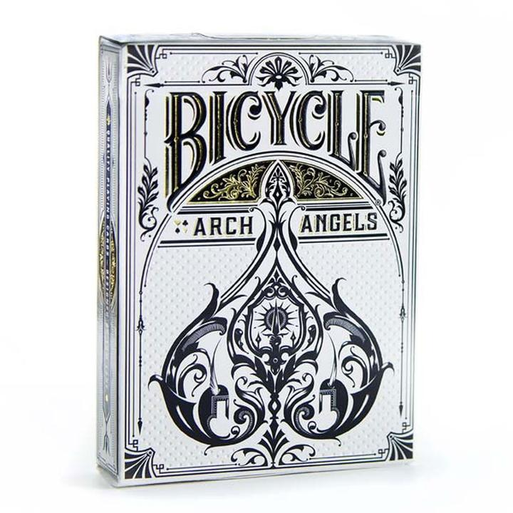 Bicycle Archangels Playing Cards-Game Kings-Game Kings