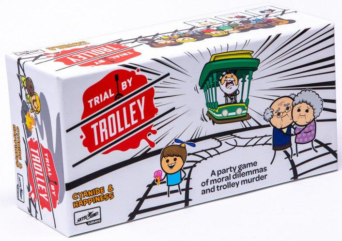 Trial by Trolley-Cyanide & Hapiness-Game Kings