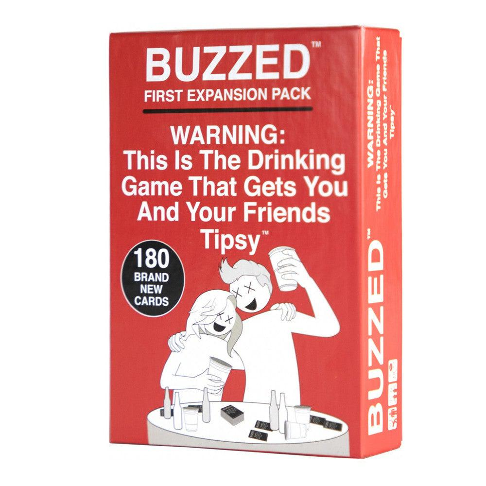 Buzzed - First Expansion-What do you Meme?-Game Kings