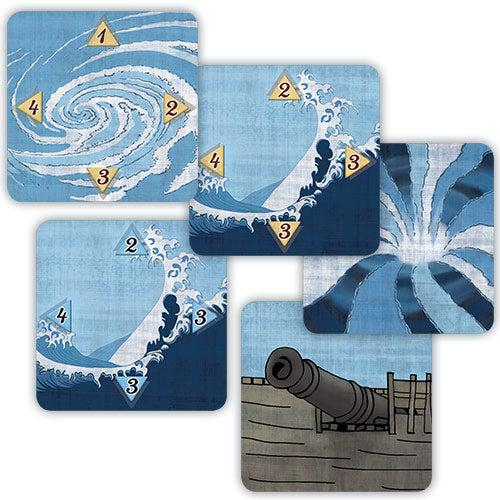 Tsuro Veterans of the Seas-Calliope Games-Game Kings