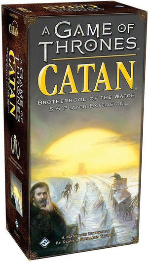 Game of Thrones Catan - 5-6 Player Expansion