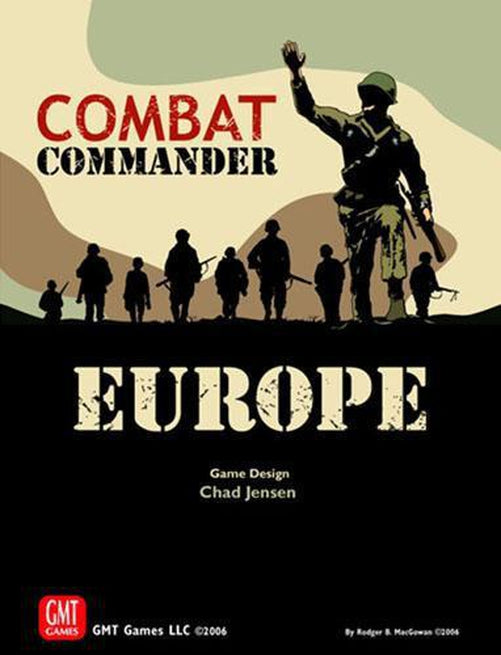 Combat Commander Europe-GMT Games-Game Kings