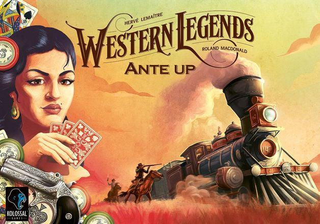 Western Legends - Ante Up Expansion-Game Kings-Game Kings