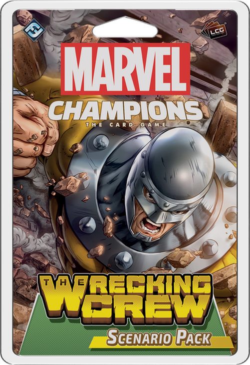 Marvel Champions - The Wrecking Crew Scenario Pack-Fantasy Flight Games-Game Kings