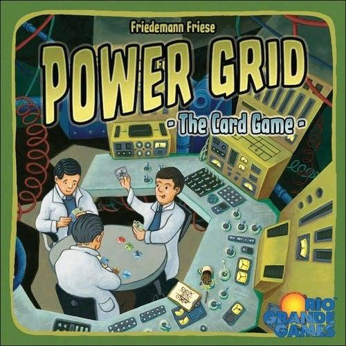 Power Grid - The Card Game-Rio Grande Games-Game Kings