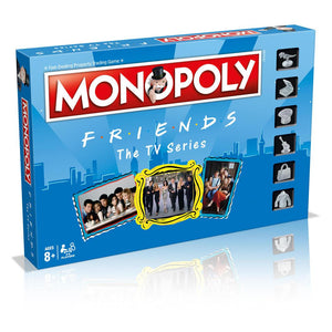 Friends Monopoly - Game Kings
