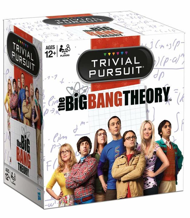 Trivial Pursuit - The Big Bang Theory Edition-Winning Moves-Game Kings