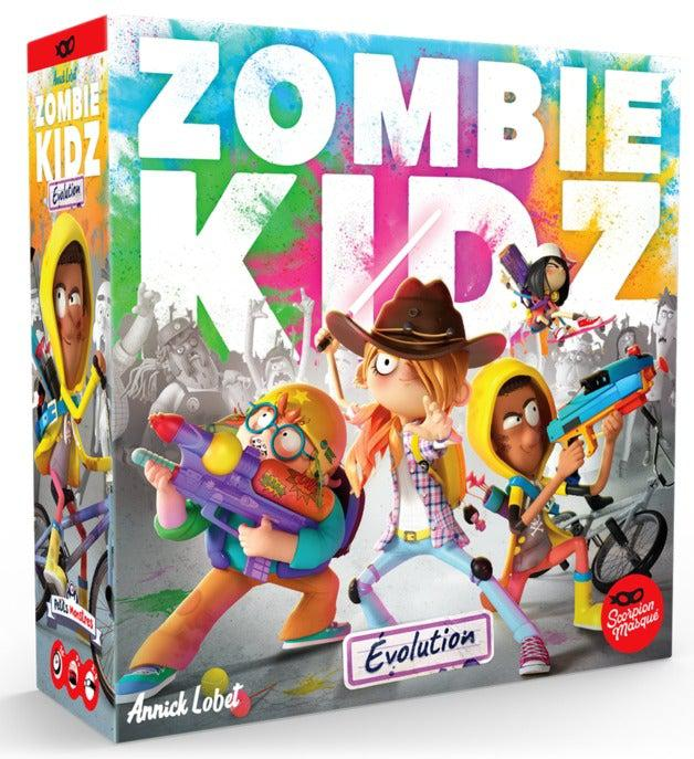 Zombie Kidz-Game Kings-Game Kings
