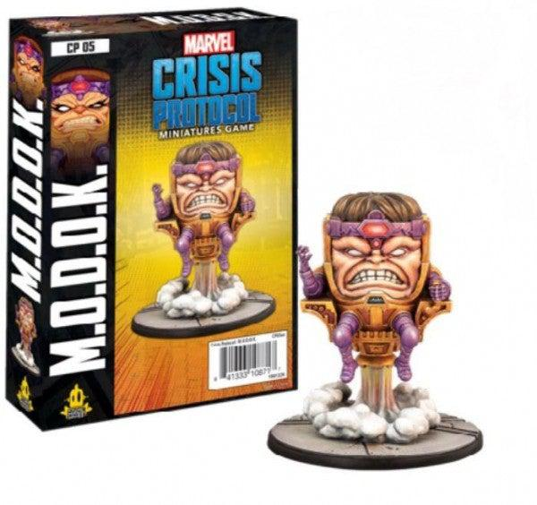 Marvel Crisis Protocol Miniatures Game Modok Expansion-Marvel-Game Kings