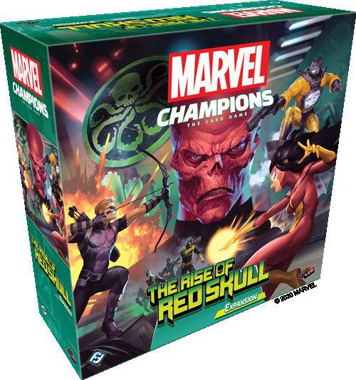 Marvel Champions - The Rise of Red Skull-Game Kings-Game Kings