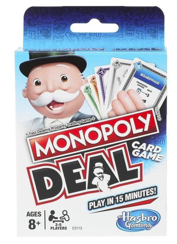 Monopoly Deal - Card Game-Hasbro-Game Kings