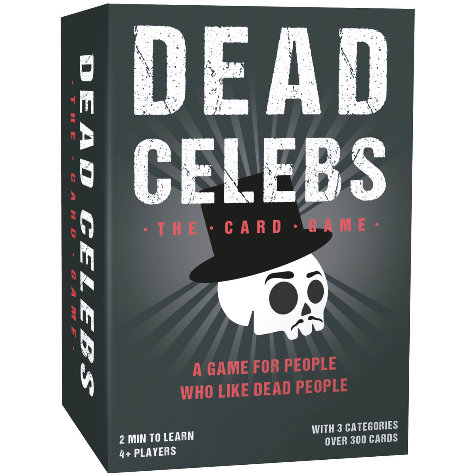 Dead Celebs - The Card Game-Gift Republic-Game Kings