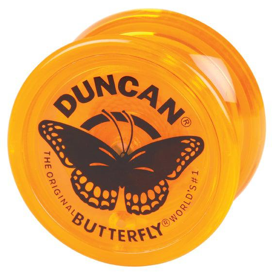 Duncan: Butterfly - Classic Yo-Yo (Assorted Colours)-Duncan-Game Kings