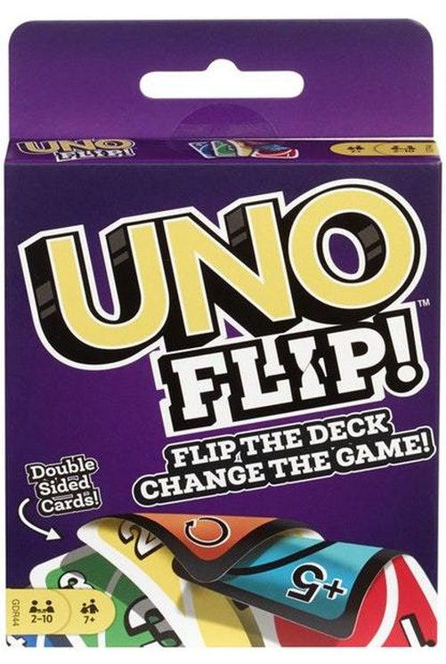 UNO Flip!-Mattel-Game Kings
