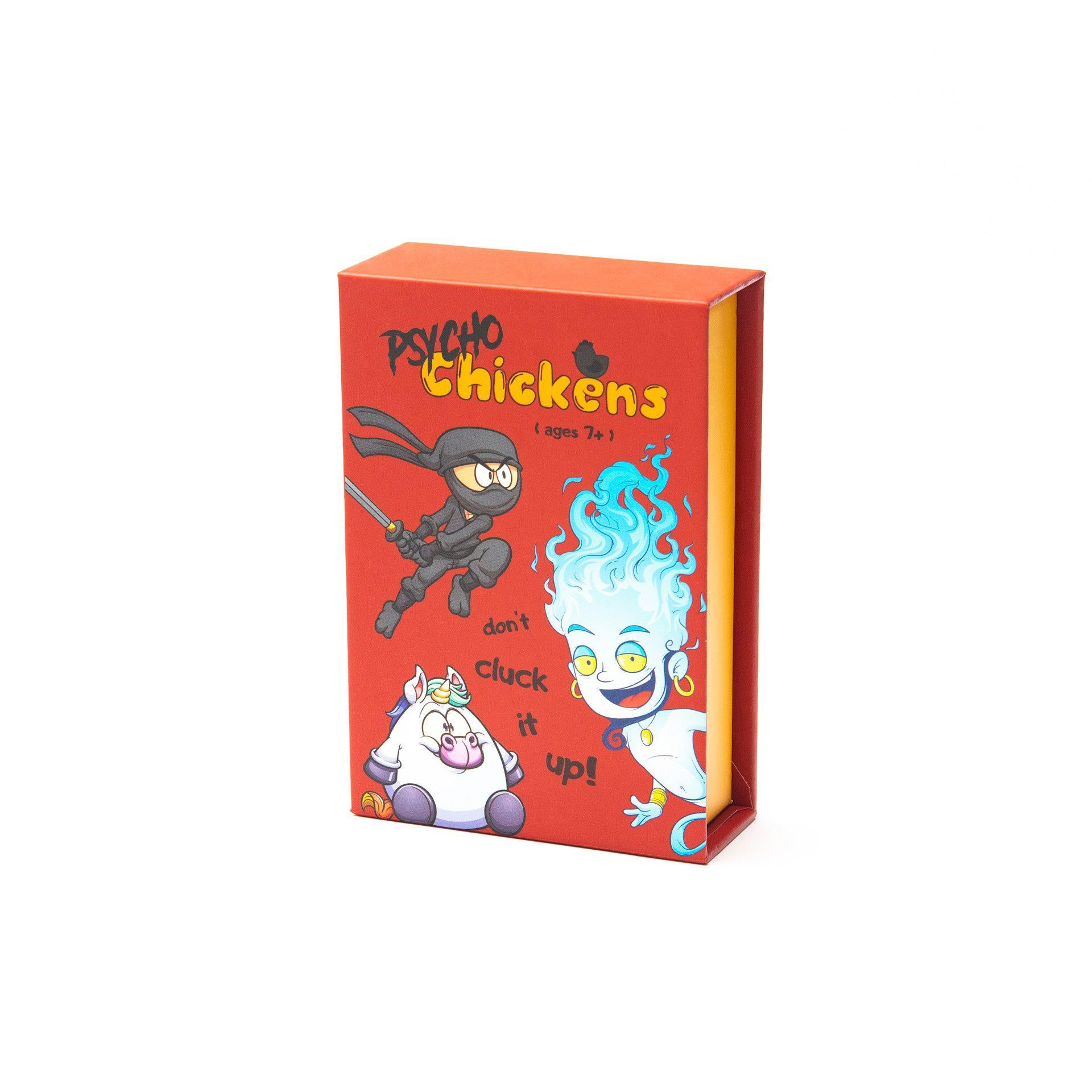 Psycho Chickens-Psycho Chicken-Game Kings