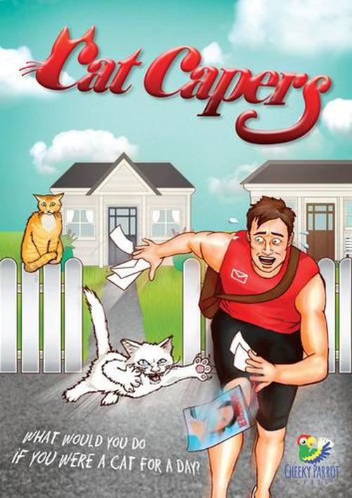 Cat Capers-Cheeky Parrot-Game Kings