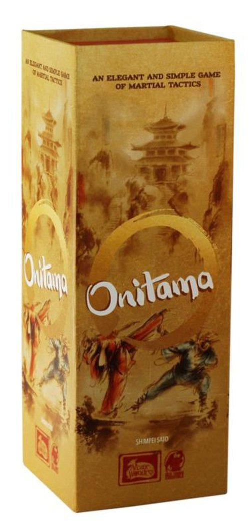 Onitama-Arcane Wonders-Game Kings