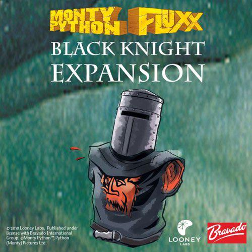Monty Python Fluxx - Black Knight Expansion-Looney Labs-Game Kings