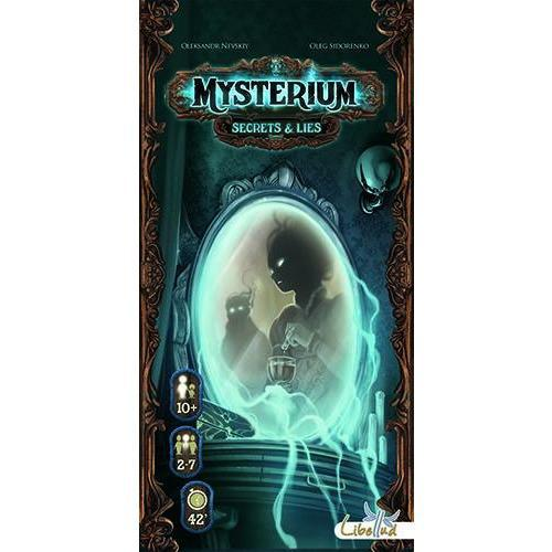 Mysterium - Secrets and Lies Expansion-Game Kings-Game Kings