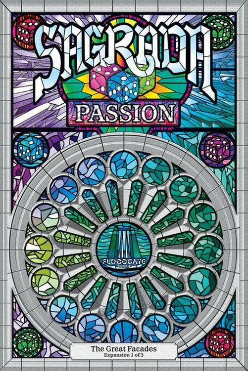 Sagrada - Passion The Great Facades-Floodgate Games-Game Kings