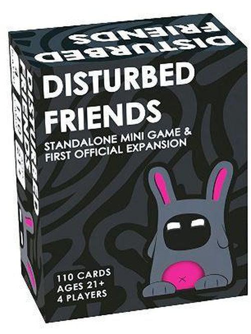 Disturbed Friends - First Expansion-Friendly Rabbit-Game Kings