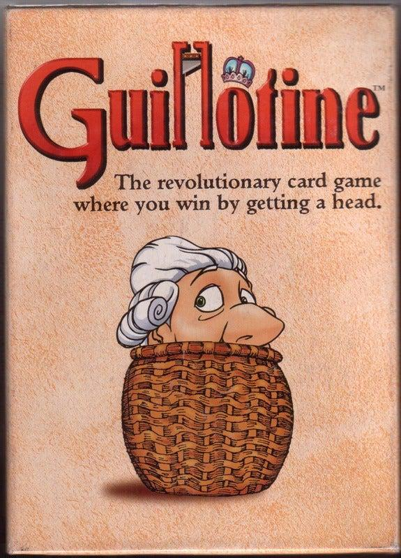 Guillotine-Wizards of the Coast-Game Kings