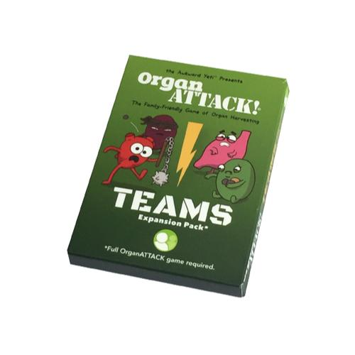 Organ ATTACK! - Teams Play Expansion-Awkward Yeti-Game Kings