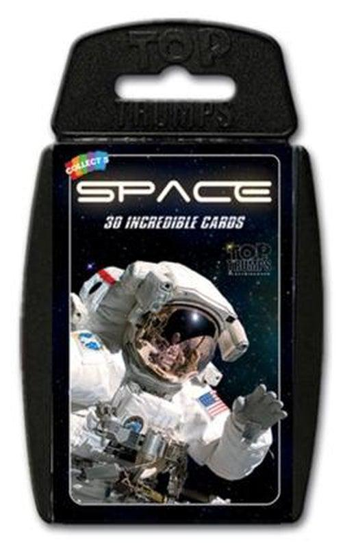Top Trumps - Space-Game Kings-Game Kings