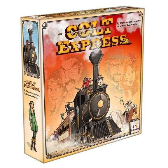 Colt Express-Asmodee-Game Kings
