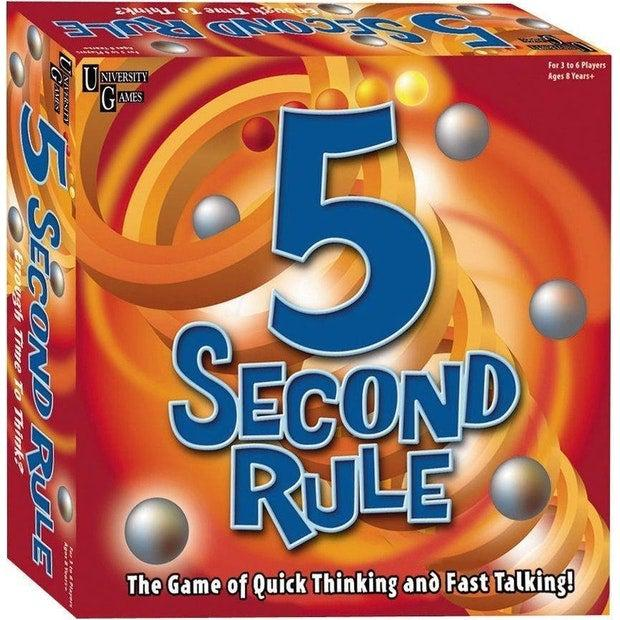 5 Second Rule-Game Kings-Game Kings