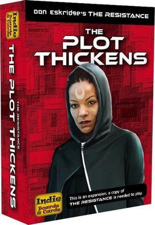 Resistance - The Plot Thickens Expansion-Resistance-Game Kings