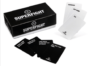 SUPER FIGHT 500-Card Core Deck - Game Kings