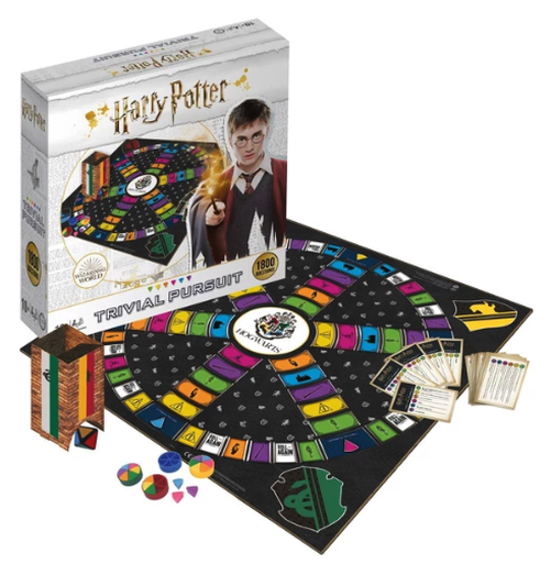 Trivial Pursuit - Harry Potter Ultimate Edition-Usaopoly-Game Kings