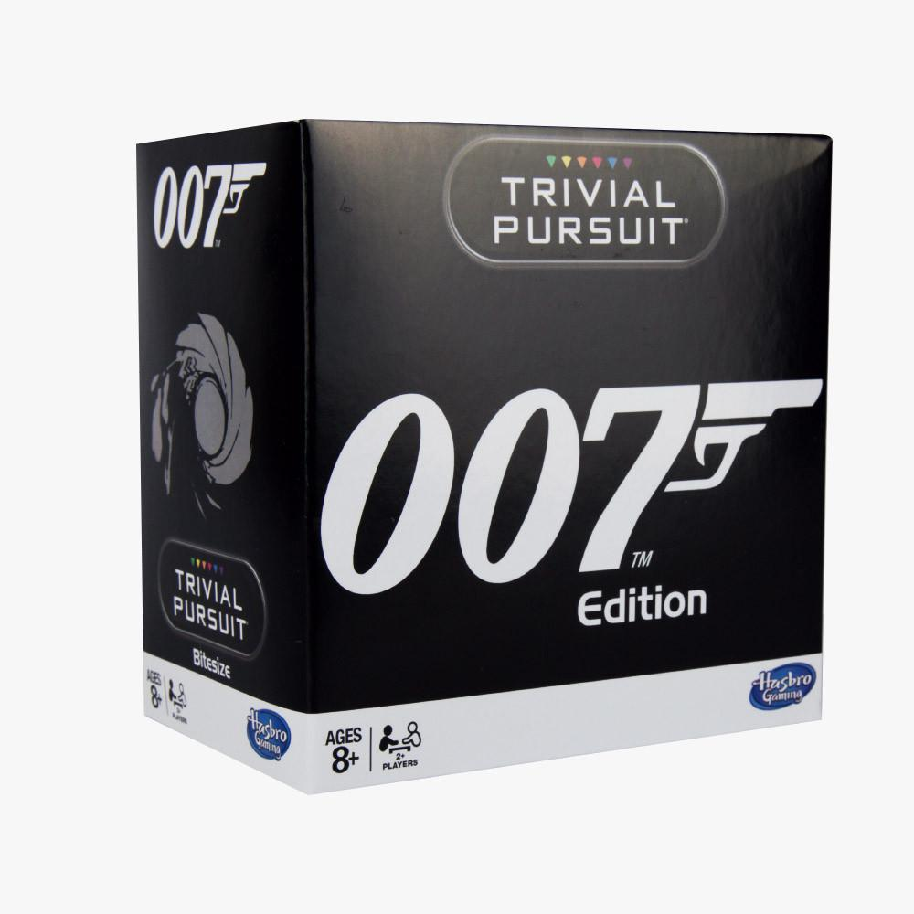 Trivial Pursuit - James Bond Edition-Hasbro-Game Kings