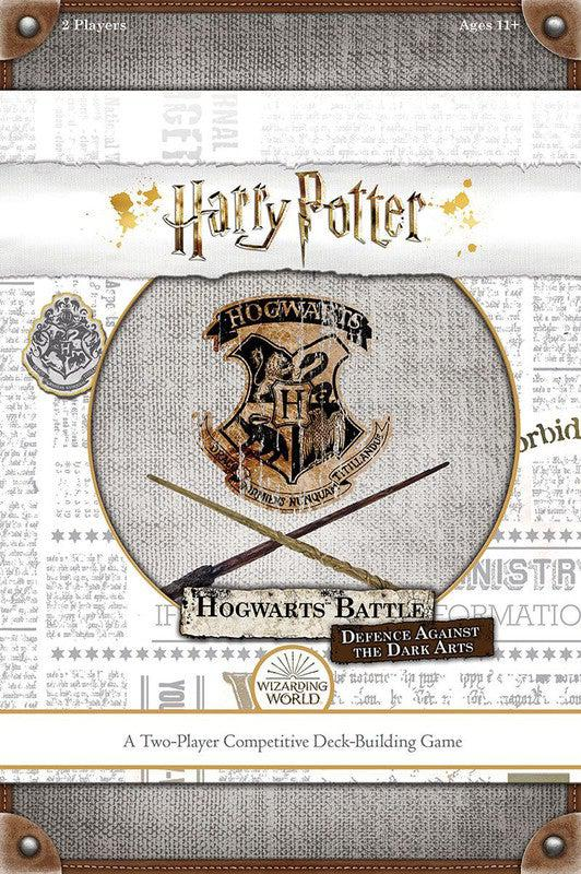 Harry Potter: Hogwarts Battle – Defence Against the Dark Arts-Usaopoly-Game Kings