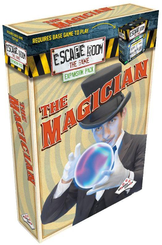 Escape Room The Game - The Magician-Identity Games-Game Kings