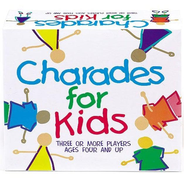 Charades for Kids-Game Kings-Game Kings