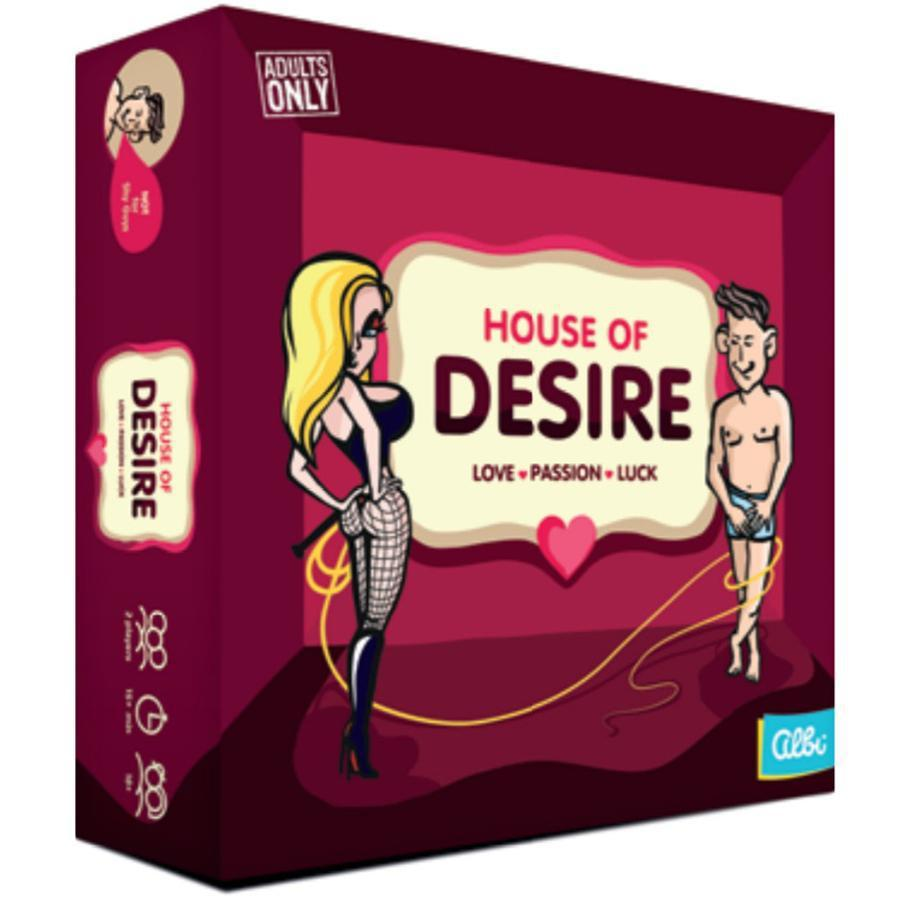 House of Desire-Albi-Game Kings