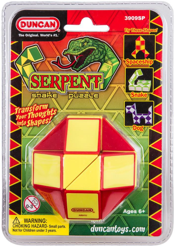 Duncan Serpent Snake Puzzle (Assorted Colours)-Duncan-Game Kings