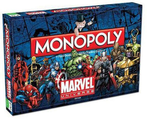 Monopoly Marvel Universe-Hasbro-Game Kings
