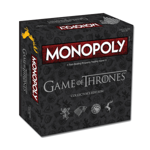 Game of Thrones Monopoly-Hasbro-Game Kings