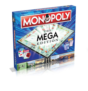 Mega Monopoly - Game Kings