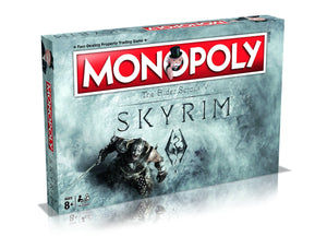 Skyrim Monopoly - Game Kings