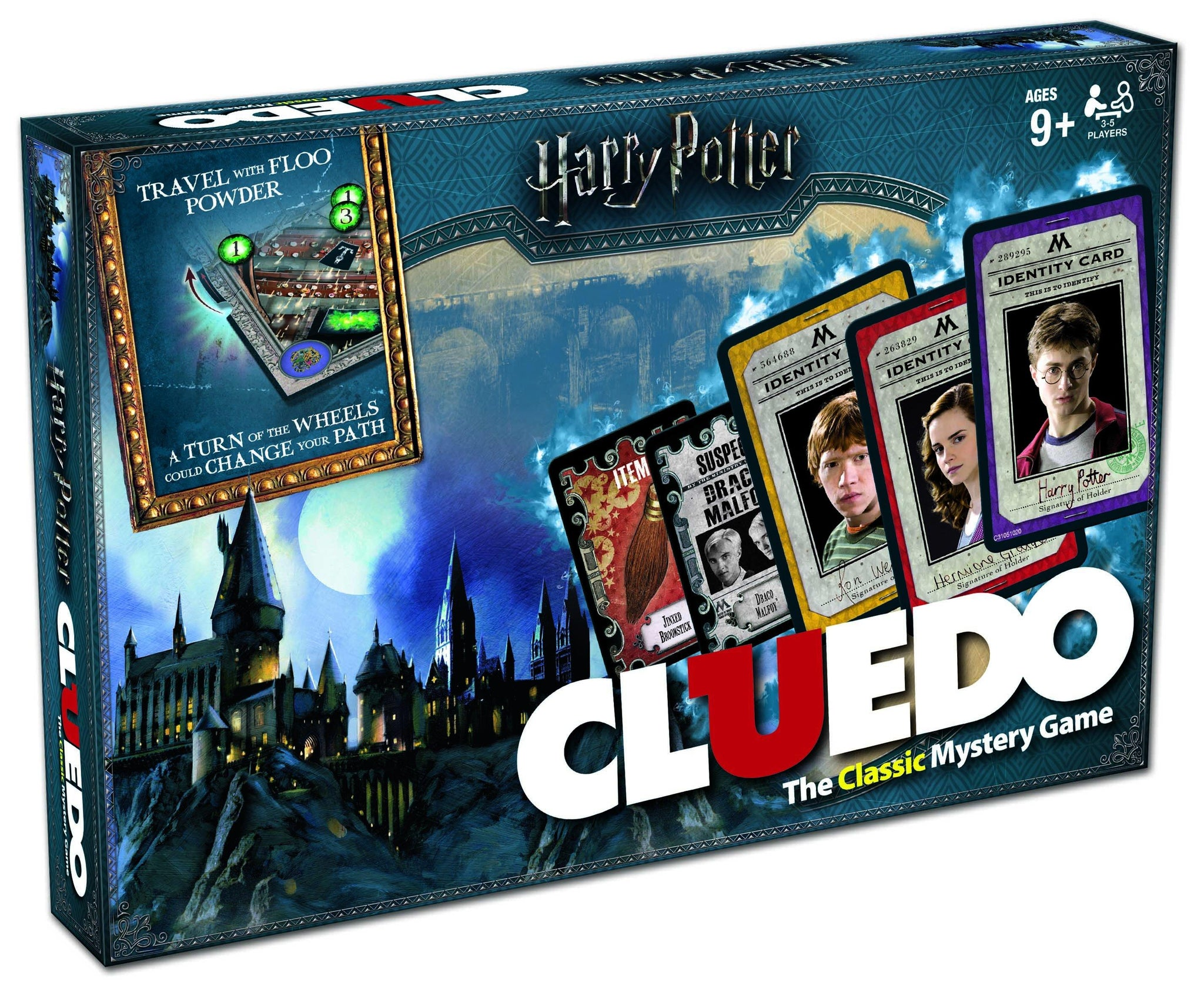 Cluedo - Harry Potter Edition-Game Kings-Game Kings