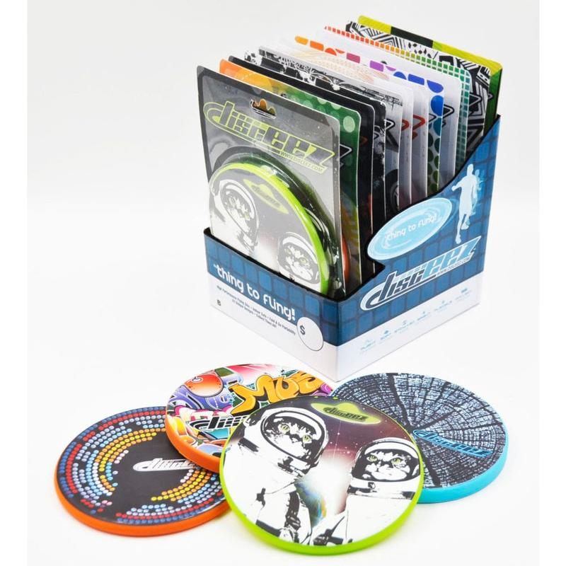 Disceez - Assorted Images-Game Kings-Game Kings